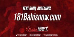 181Bahisnow Giriş