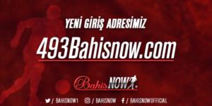 493Bahisnow Giriş