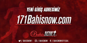 171Bahisnow Giriş