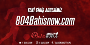 804Bahisnow Giriş